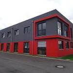 Neubau Produktions- und Verwaltungsgebäude Fa. Wurster