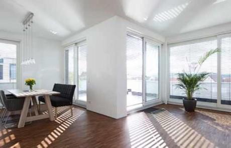 Die Wohnungen beeindrucken mit durchdachten Grundrissen und hochwertiger Ausstattung