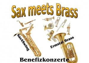 Sax meets Brass